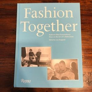 Fashion Together Coffee Table Book